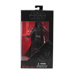 Image 4 - Star Wars Black Series 6 Inch Stormtrooper Boba Fett Darth Vader Kylo Ren Action Figures Collectible Toy for Kid Christmas Gifts