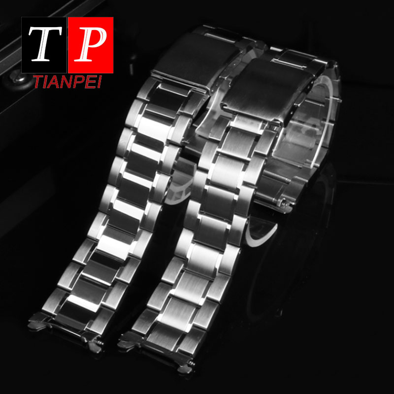 Stainless Steel Strap For CSO MDV106 MTP-1374/1375/VD01 Watchband 361L Steel Bracelet 22mm Men's Fine Steel Wristwatches Band