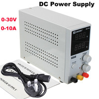 DC Bench Switch Power Supply 30V 10A Variable Precision Adjustable Digital Lab Grade Power