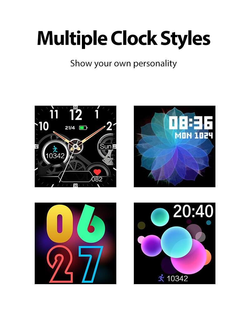 LEMFO S2 Smartwatch 12