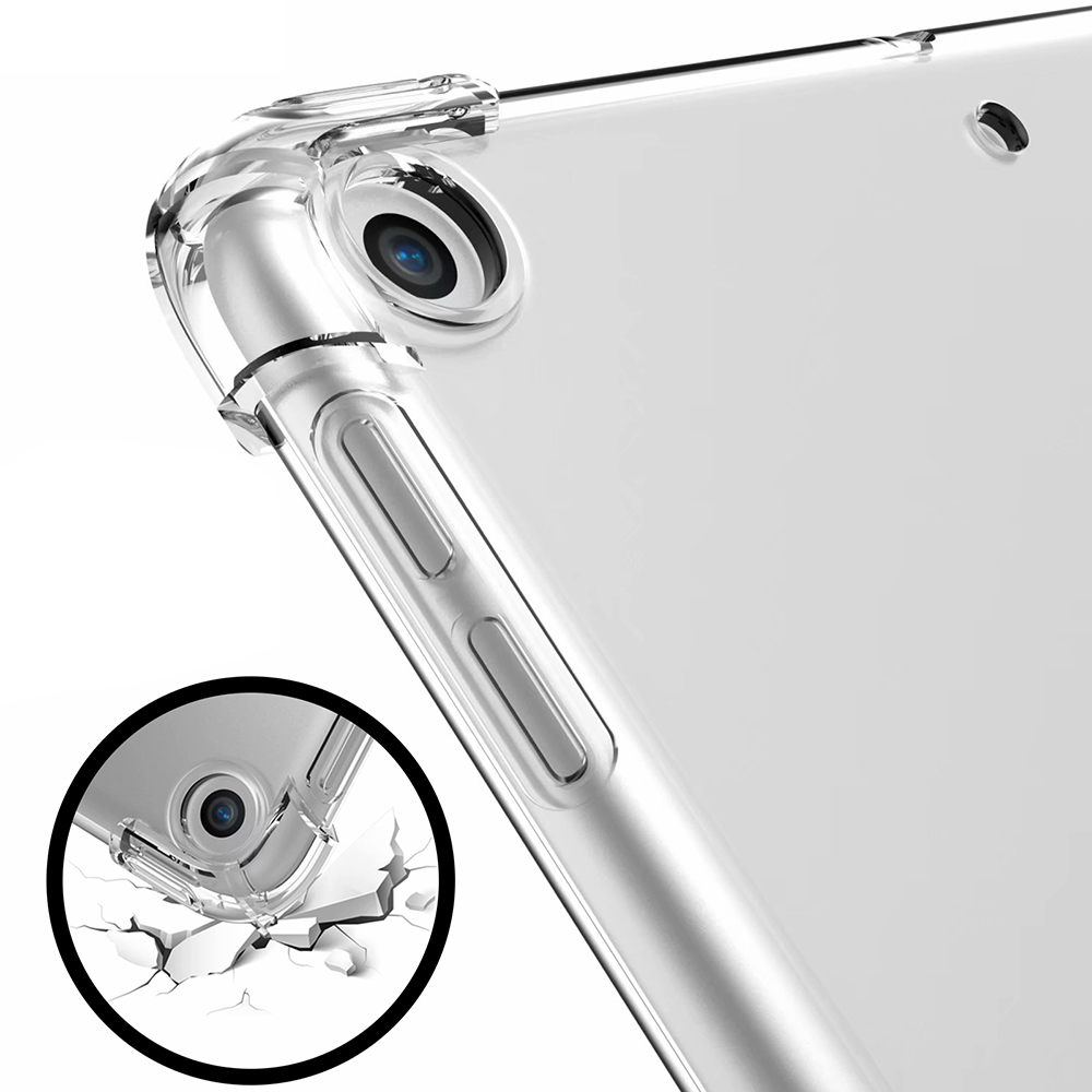 Funda Samsung Galaxy Tab S5e 10.5 2019 SM-T720 SM-T725 shockproof  transparent  soft silicone case flexible bumper back cover-2