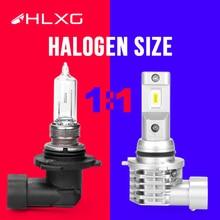 With Korea CSP Mini h7 LED lamps for cars Headlight Bulb H4 led H8 H11 fog light HB3 9005 HB4 9006 6000K luces led para auto 12V