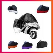 Capa impermeável para moto rbike, capa protetora para moto scooter moto rbike e bicicletas, área externa, proteção uv de chuva