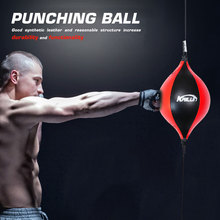 Punching-Ball Double-End Pear Reflex-Speed-Balls Fitness-Training Quality-Design