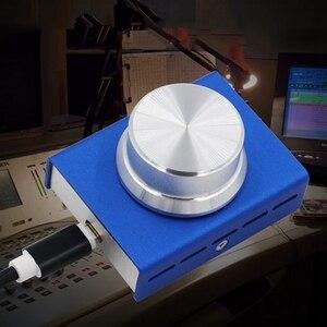 Image 5 - Usb التحكم في مستوى الصوت ، ضياع جهاز كمبيوتر شخصي المتكلم الصوت وحدة تحكم حجم المقبض ، ضبط التحكم الرقمي مع مفتاح واحد كتم وظيفة