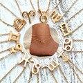 BOYULIGE богемные ножные браслеты 12 зодиаков созвездий для женщин цепочка для ног персонализированный Золотой ножной браслет летние ювелирные...