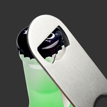 Bottle-Opener Blade Beer Remover-Bar Kitchen-Tool Flat-Speed-Bottle Stainless-Steel Mini