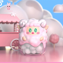 Blind-Box Toys Guess-Bag Figures Anime Cute Uouo Ciega Model Island Caja Birthday-Gift