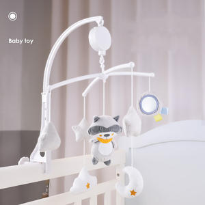 Baby Toys Crib-Holder Carousel Music-Box Toddler Children 0-12 months for Cots