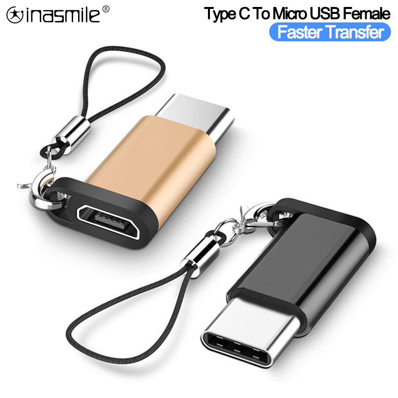 4 комплекта, кабель-переходник с Type C на Micro usb Type C на USB 3,0 OTG для MacbookPro, Xiaomi, Huawei, Samsung, зарядный кабель для телефона, зарядное устройство