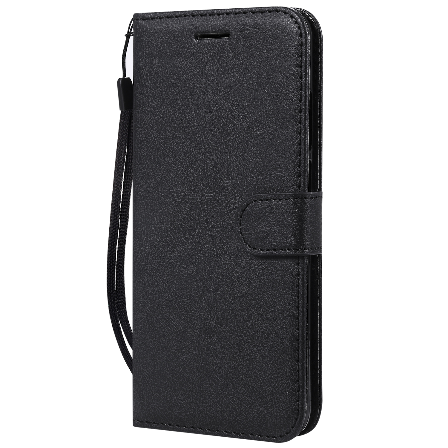 Y6 (2019) Flip Leather Case For Fundas Huawei Y6 2019 Cover For Coque Huawei Y6 Prime 2019 Book Wallet Cases Mobile Phone Bag