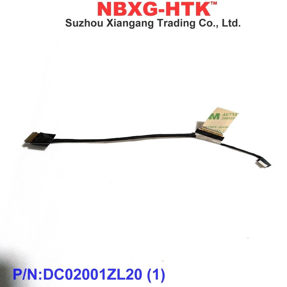 Новый оригинальный кабель для lenovo Air 15iwl 15IKBR ES530 DC02001ZL00 DC02001ZL10 DC02001ZL20 led lcd lvds