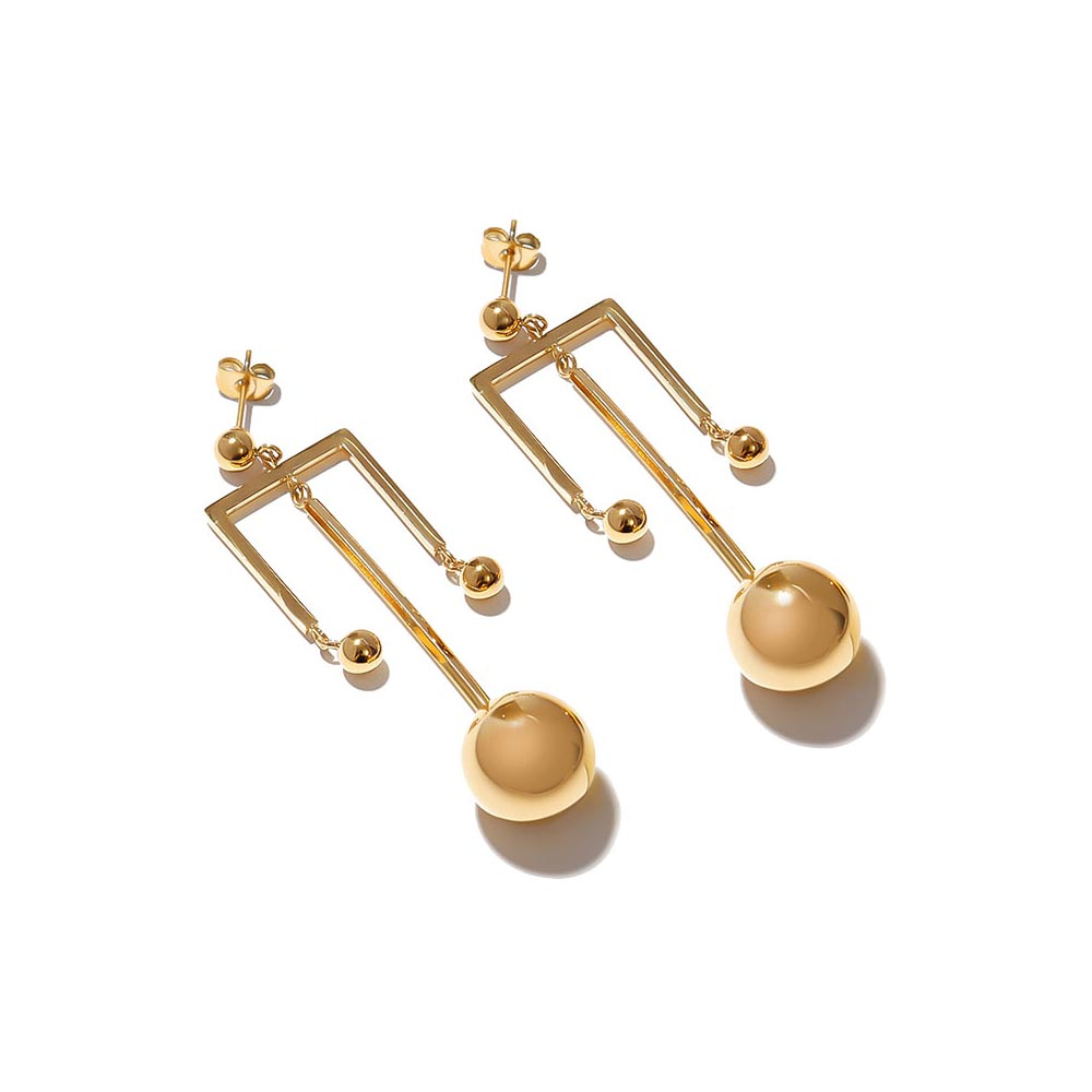 Jewelry Dangle Earrings Exclaim for womens 035G2603E Jewellery Womens Accessories Bijouterie