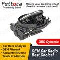 Автомобильная флип-камера заднего вида с логотипом CCD OEM для VW Golf 4 5 6 7 8 GTI R Водонепроницаемая камера ночного видения
