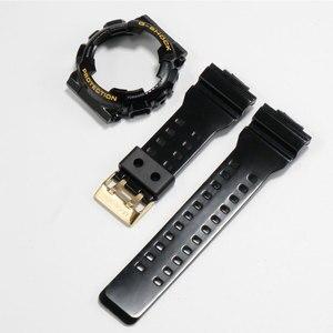 Image 5 - Di alta qualità in resina Impermeabile vigilanza della fascia del silicone di adattamento G SHOCK GA110 GA100 GD120 cinturino In Gomma