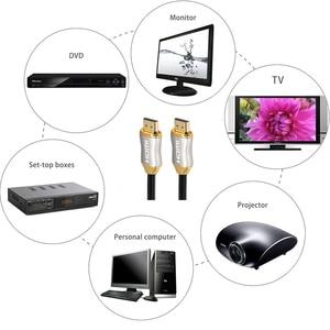 Image 5 - 8K כבל HDMI 4K 60HZ UHD HDR 48Gbps V2.1 עבור redmi S9 S10 מסך טלוויזיה PS4 ספליטר מתג אודיו וידאו כבל 8K HDMI 1m 2m 3m