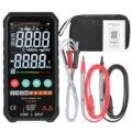 LCD Digital Multimeter 6000 Zählt True RMS AC/DC Spannung Widerstand Kapazität Frequenz Kontinuität Diode NCV Test