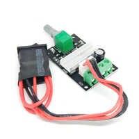 Interruptor Reversible ajustable de velocidad, 6V, 12V, 24V, 28V, 3A, 80W, controlador de velocidad del Motor de CC (PWM), 1203BB, marcha atrás