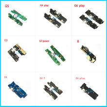 USB Pengisian Port Dock Charger Plug Konektor Papan Flex Kabel untuk Motorola Moto M E3 E4 E4T E5 G3 G4 g5 G6 G7 Bermain Power(China)