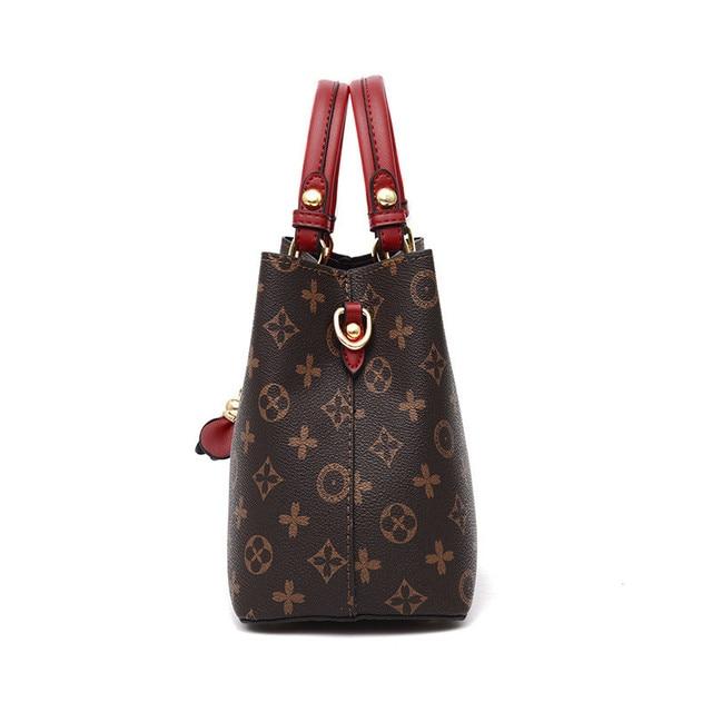 2020 Female Tote Bag Designers Luxury Handbags Printed Bucket simple women bag  Famous Brand Shoulder Bag Ladies Bolsos 2
