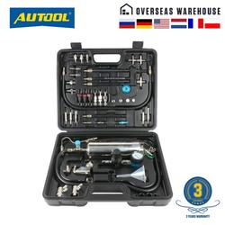 AUTOOL C100 Petrol Car Injector Cleaner Gasoline Auto Fuel Injector Nozzle Flushing For Petrol EFI Throttle Tools for Petrol Car