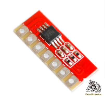 5PCS/LOT Computer USES OEP3W 2.54 Spacing Digital Audio Amplifier Board D Ultra-small Size 5V Star Finder Difference