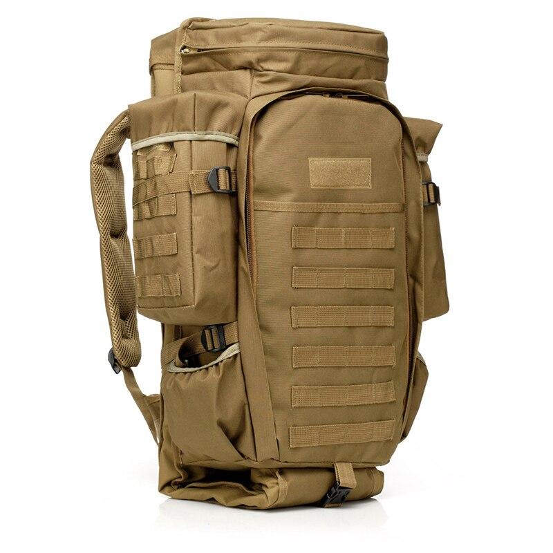 65L sac à dos en plein air militaire sac tactique sac à dos pour la chasse tir Camping Trekking randonnée voyage - 2