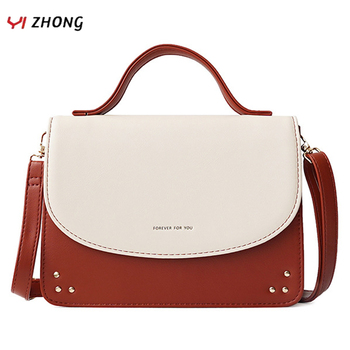 YIZHONG Luxury Handbags Women Bags Designer Leather Fashion Shoulder Bag Female Messenger Bags Ladies Tote Bolsa Clutch Purse