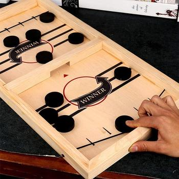 Fast Hockey Sling Puck Game Paced Sling Puck Winner Board-Game Party Game For Adult Child Family Table Desktop Hot In Sale fast hockey sling puck game paced sling puck winner board game party game for adult child family table desktop hot in sale