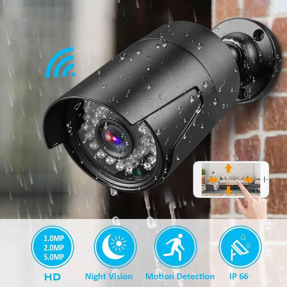 1MP/2MP/5MP Outdoor Waterdichte Camera Home Security Wired Ip Camera Voor Home Security