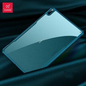 Для Huawei MatePad Pro Чехол XUNDD роскошные подушки безопасности ударопрочный бампер защитный прозрачный PC задний Чехол для MatePad Pro 10,8 чехо