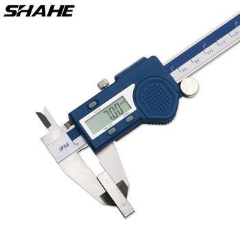 shahe Digital Caliper 150 mm Electronic Vernier Caliper Micrometer Paquimetro Digital 150 mm Caliper Stainless Steel