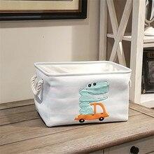 Fabric Laundry Basket Bag…