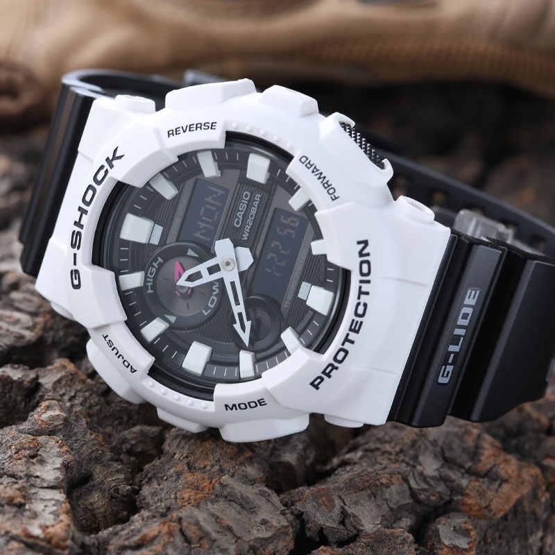 ساعة كاسيو G-SHOCK سلسلة رياضية تريند ساعة رجالي GAX-100B-7A