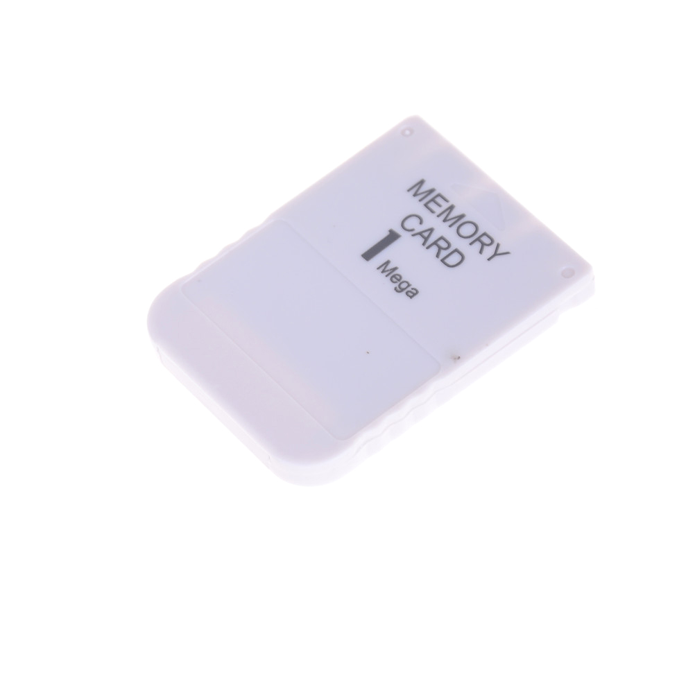 1MB Memory Card for Playstation1 PS1 Video Game Accessories Sony Playstation KOQZM