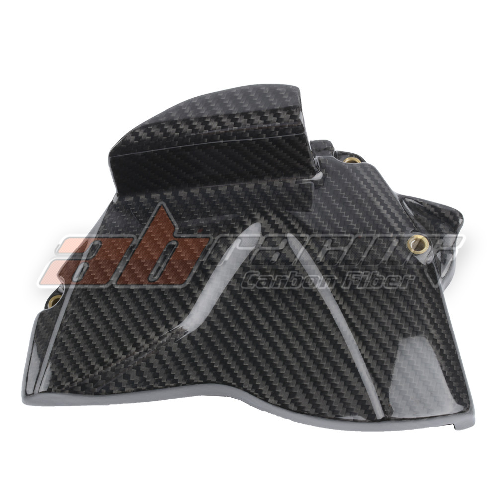 Sprocket Cover For Yamaha R1 2009 - 2014  Full Carbon Fiber 100%