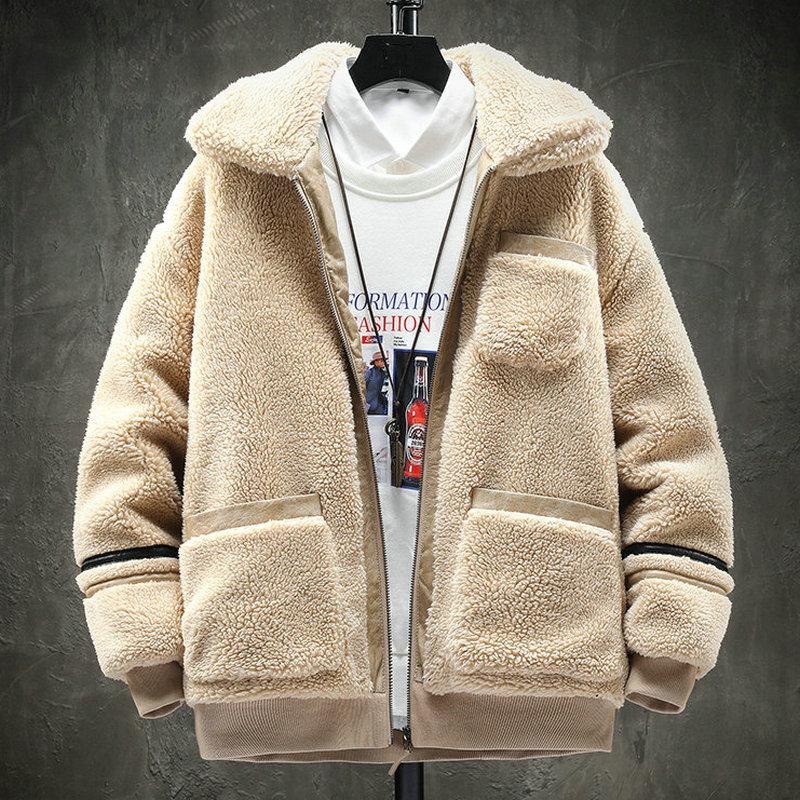Fashion Winter Warm Jacket Men Hip Hop Outerwear Thick 2020 New Arrival Harajuku Streetwear Hip Hop Plus Size Parkas Coats 3XL