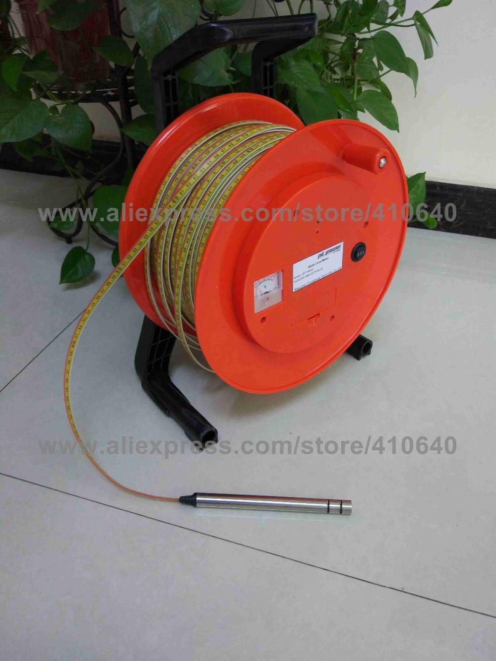 150m()  Steel Ruler Water Level Meter  (6)