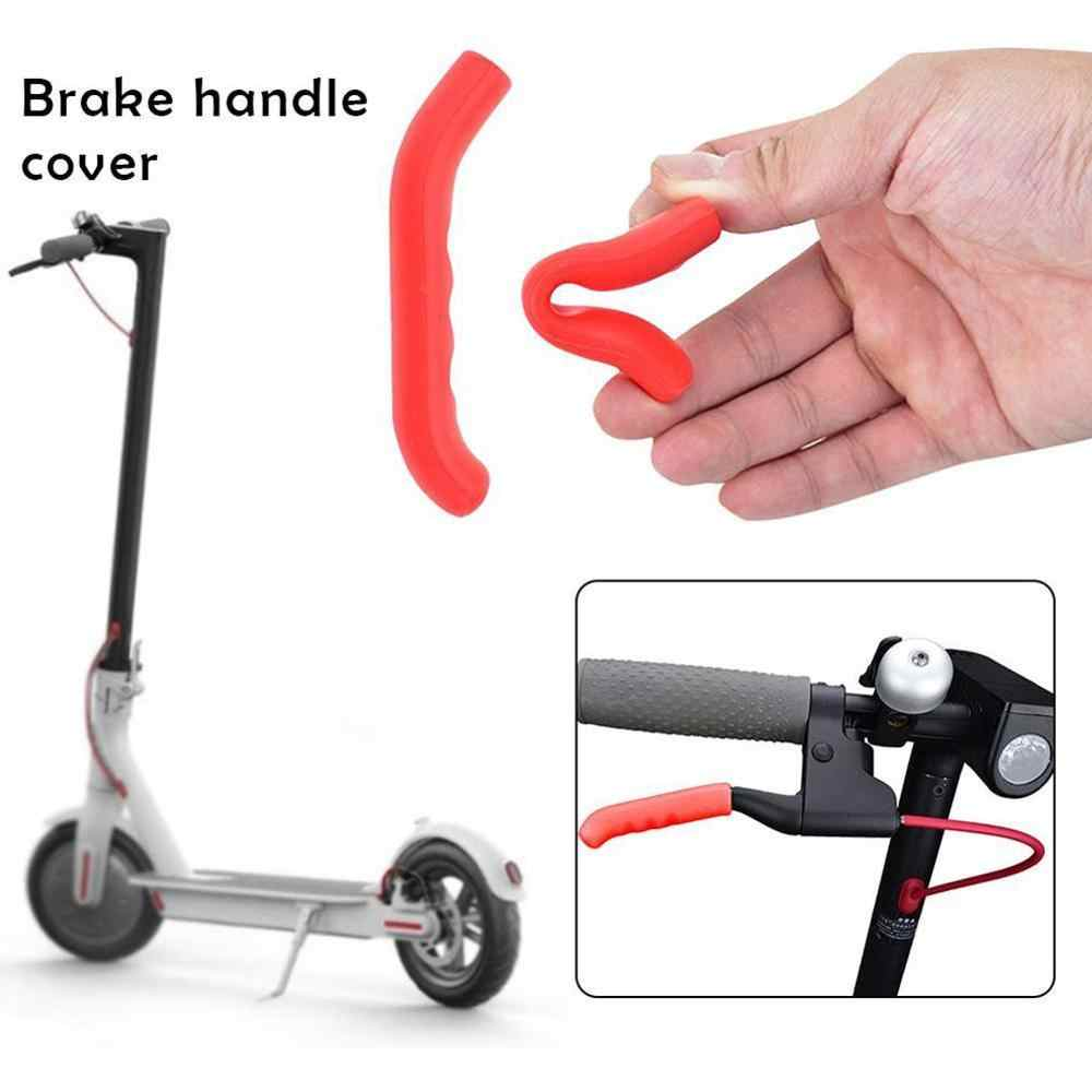 Case Brake Handle Cover Shell Electric Scooter Comfortable Replacement