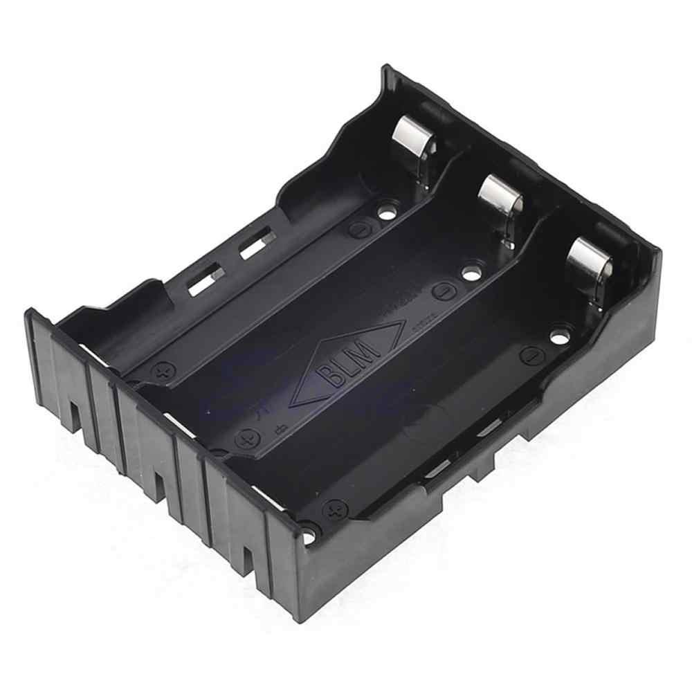 Cassa di Batteria di plastica Del Supporto della Scatola Per 18650 Batteria Ricaricabile 3.7V FAI DA TE