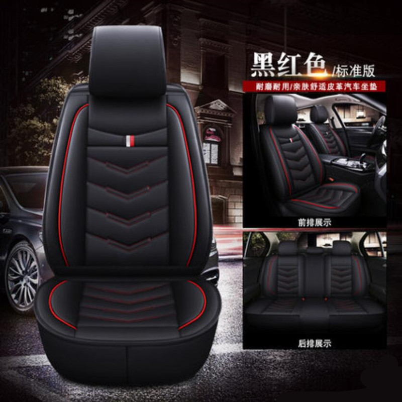 High Quality Pu Leather Car Seat Cover