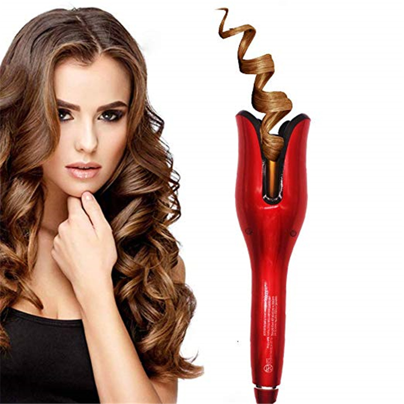 Multi-Function LCD Automatic Hair Curler Iron Professional Curling  Air Wand Styling Tools Tourmaline Ceramic Heater Waver Curl