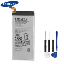 Original Samsung Battery EB-BA500ABE For GALAXY A5 2015 EBBA500ABE Genuine Replacement Phone 2300mAh