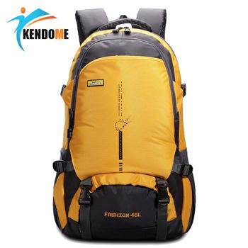 Hot 35L torby wspinaczkowe plecak plecak do wspinaczki torba sportowa plecak kempingowy pojemność torba podróżna plecak górski tanie i dobre opinie kendome CN (pochodzenie) Climbing Bags Outdoor Backpack Climbing Backpack Sport Bag Unisex For hunting hiking traveling running