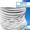 50 шт. 2512 SMD чип Фиксированный резистор 1% 1 Вт 0.1R 0.01R 0.05R 0.001R 0.33R 1R 0R 10R 100R 2W 0,001 0,01 0,1 0,33 0,05 1 0 10 100 Ом