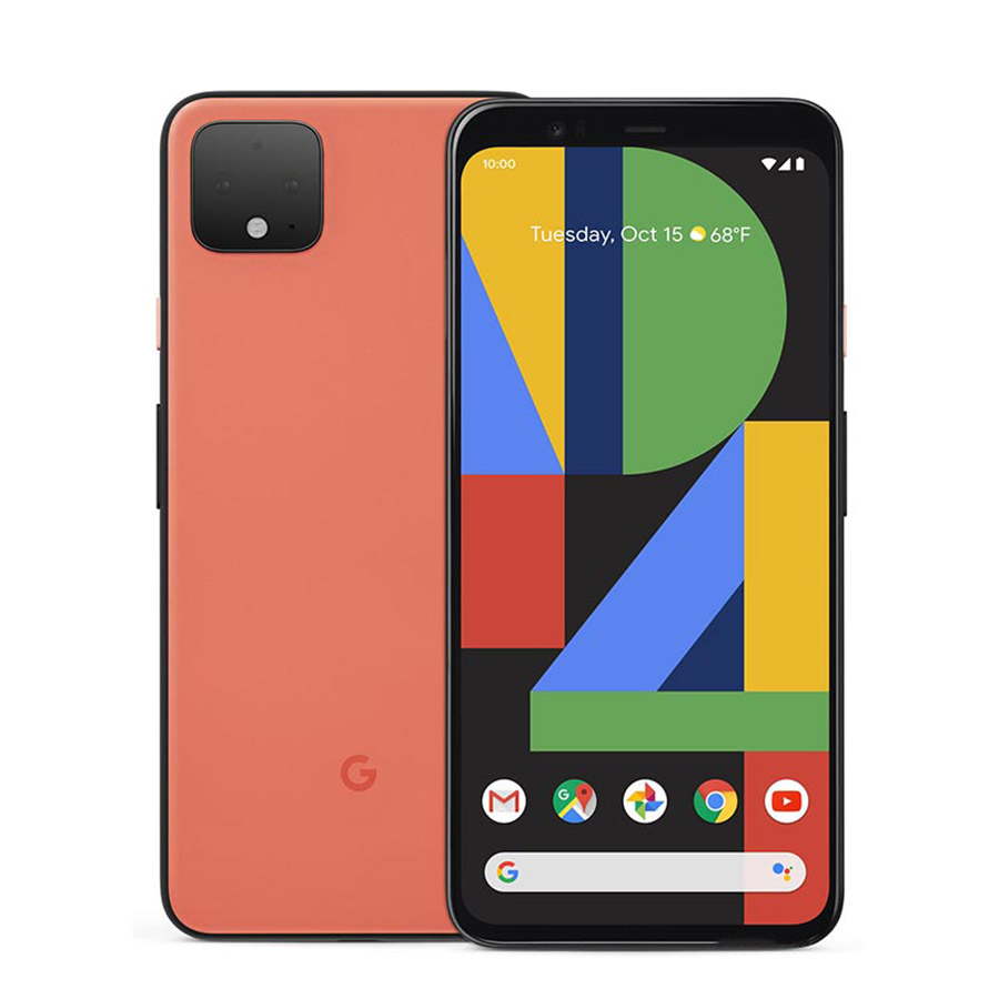 Brand New Original Google Pixel 4 XL Mobile Phone 1440 X 3040 6GB RAM 64GB ROM Snapdragon 855 Octa Core 6.3
