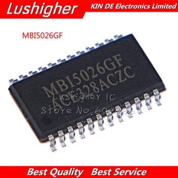10 adet MBI5026GF MBI5026 SOP-24 SMD