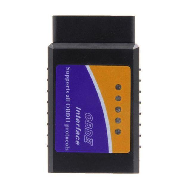 ELM327 V1.5 Bluetooth wsparcie Android 16pin Obd2 skaner samochodowy narzędzie diagnostyczne do samochodów