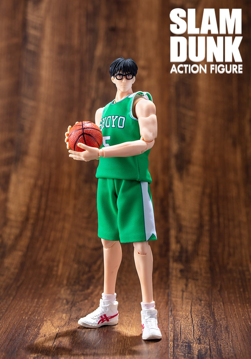 GREAT TOYS Dasin Toru Hanagata Shoyo Action Figure SLAM DUNK Shoyo GT Model Toy NO.5 Doll