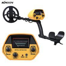 KKMOON GTX5030 Professional Underground Metal Detector Metal Finder High Precision Treasure Hunter Gold Digger Metal Finder